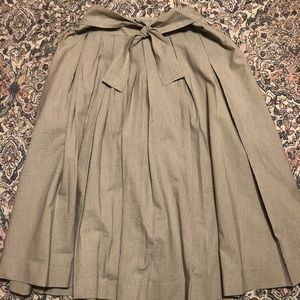 Stripped Skirt with Pockets!!